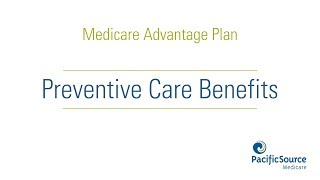 Preventive Care Benefits