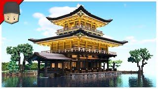 Minecraft - Epic Japanese Town Recreation!