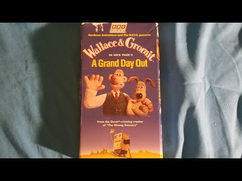 Wallace & Gromit a grand day out (360 video)