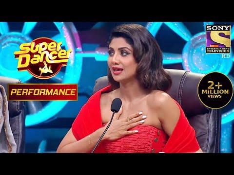 Rupsa के दबंग Performance से हुई Shilpa Shock | Super Dancer Chapter 3