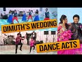 Dimuth + Anuradha Wedding || RaMoD with COOL STEPS Rocking on the Dance Floor
