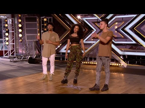 The Cutkelvins: Family Band Amaze Judges With Stunning Vocals - The X Factor Uk 2017