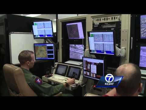 A Look At New Mexico's Military Bases