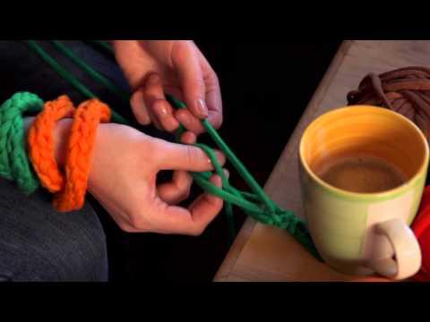 Fischer Wolle Strickhilfe-Video – Freundschaftsbänder knüpfen