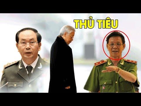 Tướng Phan Văn Vĩnh cầu cứu Trần Đại Quang do sợ bị thủ tiêu vì tiết lộ bí mật của Nguyễn Phú Trọng