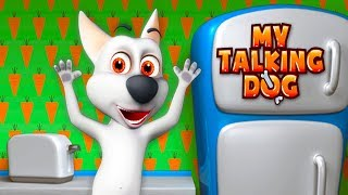 My Talking Dog videosu