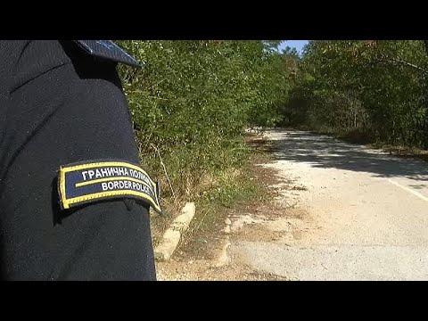 ΠΓΔΜ: Πυρά στον αέρα κατά παράνομων μεταναστών από την Ελλάδα…
