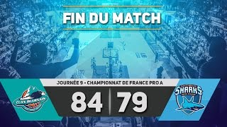 Orthez France  city images : Résumé: Pau-Lacq-Orthez 84-79 Antibes Sharks