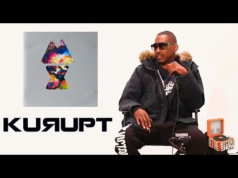 "Kurupt Reacts to Coldplay's ""Up in Flames"" & ""Mylo Xyloto"" Pop-Up Book Vinyl"