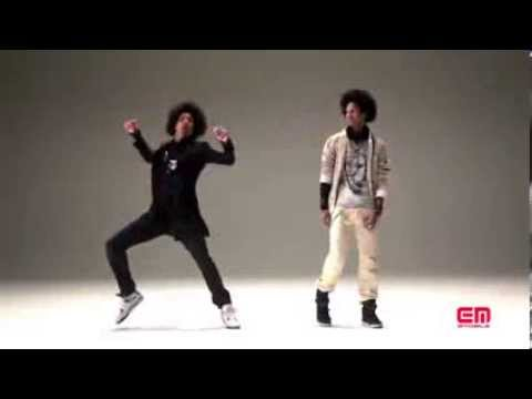 Les Twins   Share The Fun With Emobile Full Version1