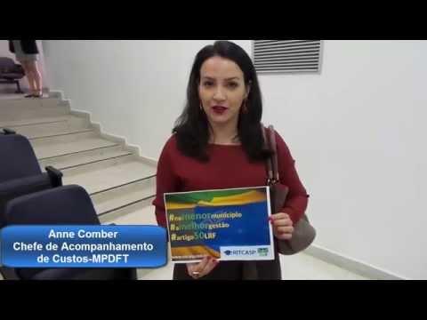 Campanha RITCASP Artigo 50 LRF - Anne Comber MPDFT