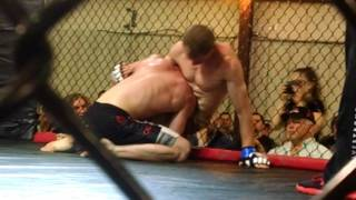 Pyramid Fights 2: AJ Cunningham Vs Jesse Hancock - MMA FIGHT VIDEO