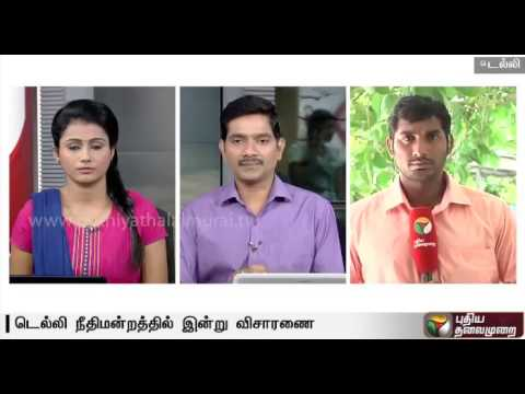 Sasikala-Pushpa-seeks-additional-security--Report-from-our-Delhi-correspondent