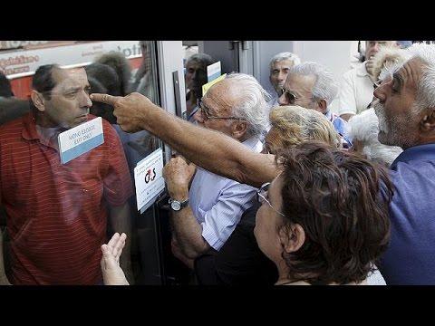 Ελλάδα: «πάγωσαν» οι επιχειρήσεις, φόβοι για ελλείψεις βασικών προϊόντων – economy