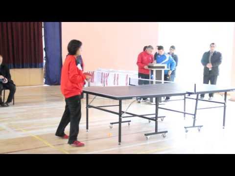 Of Okullar Arası Msa Tenisi Turnuvası Sona Erdi