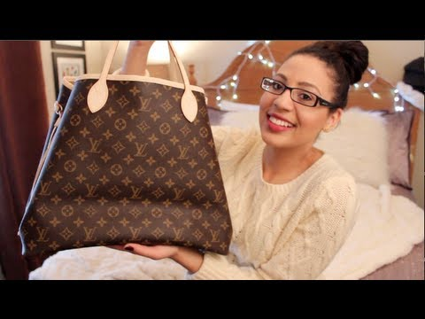 Louis Vuitton Neverfull GM Unboxing Haul