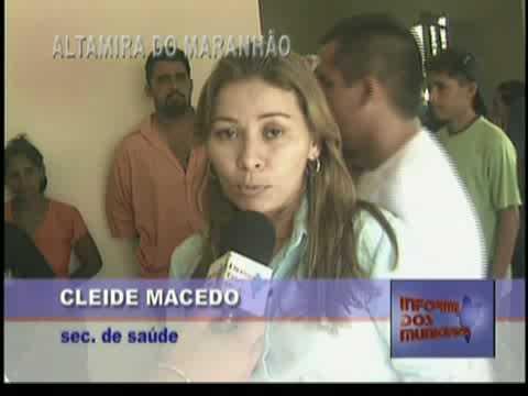 Informe dos Municípios - Altamira do Maranhão