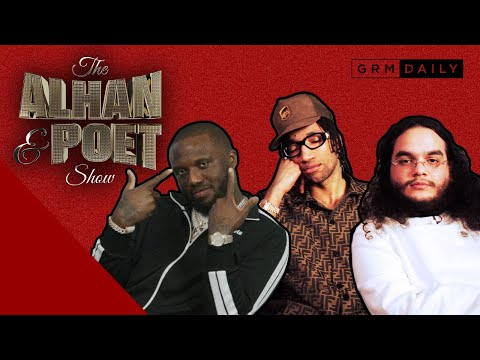 Headie One talks Meditation, Apocalypses, Self Love & Inspirations | The Alhan & Poet Show