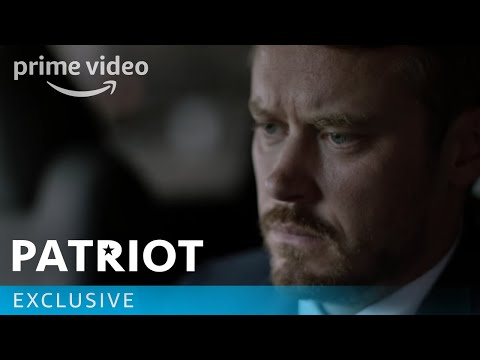 Patriot TV Show Double Great Song | Prime Video