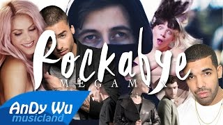 Video ROCKABYE (Megamix) - Shakira [2006 & 2016], Alan Walker, Sia, Clean Bandit, Sean Paul, Drake, Maluma MP3, 3GP, MP4, WEBM, AVI, FLV Februari 2018