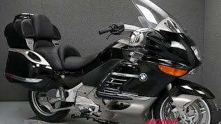 4. 2007  BMW  K1200LT W/ABS - National Powersports Distributors