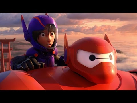 hero - Marvel and Disney come together in this animated movie about a ragtag team of superheroes.