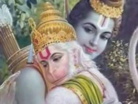 जिनके मन में बसे श्री राम जी उनकी रक्षा करें हनुमान जी