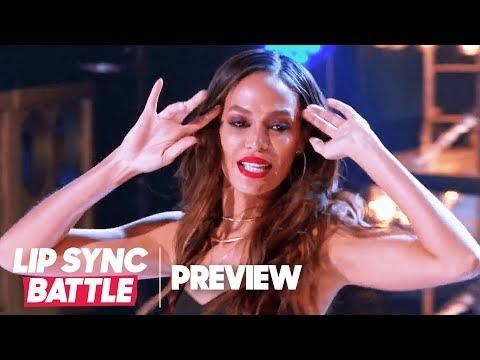 "Joan Smalls Performs Luis Fonsi's ""Despacito"" | Lip Sync Battle Preview"