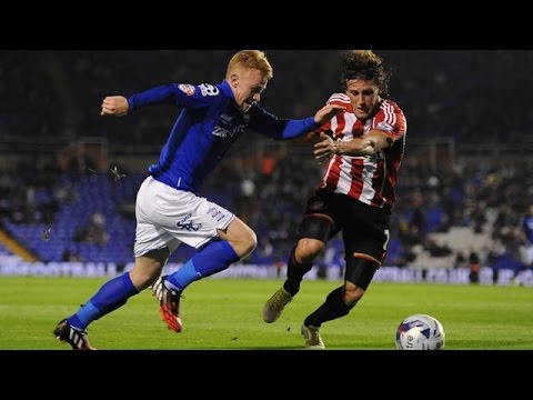 Sunderland - Watch highlights as Birmingham City face Sunderland in the second round of the Capital One Cup. Subscribe to Birmingham City Football Club: http://bit.ly/1e9...