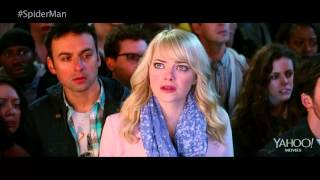 THE AMAZING SPIDER MAN 2 Official Times Square Sniper Movie Clip #1