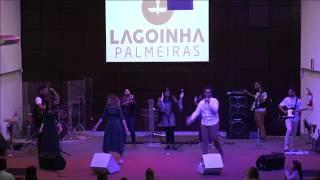 Pr. Rony Carrijo / Louvor Palmeiras Igreja Batista Lagoinha Palmeiras Rua Dom João VI, 240 - Palmeiras.