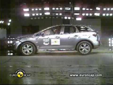 Mazda CX-7 Mazda CX-7 Crash Test