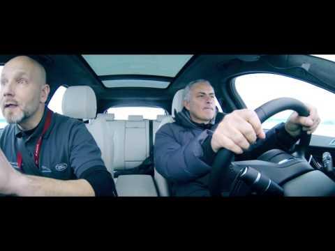 José Mourinho vira garoto-propaganda da Jaguar