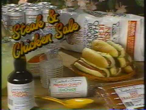 National Supermarkets - President's Choice - Old Commercial - St. Louis, MO