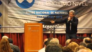 Carlos Annacondia   Comenzamos A Orar En El Obelisco Y La Tierra Temblo.