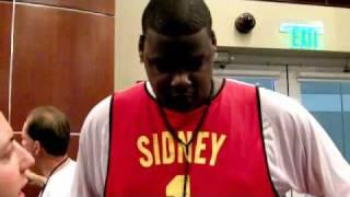 Renardo Sidney (USC) 2009 McDonald's All-American Interview