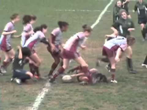 Womens Rugby Highlights