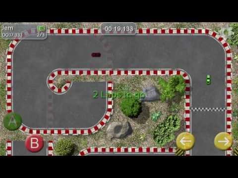 Video of Old School Ghost Racing