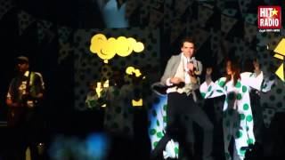 CONCERT LIVE DE MIKA A MAWAZINE 2013 - HIT RADIO