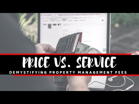 Price vs. Service: Demystifying Property Management Fees in Tampa, FL