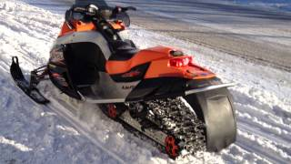 7. 2007 Arctic Cat F1000 LXR