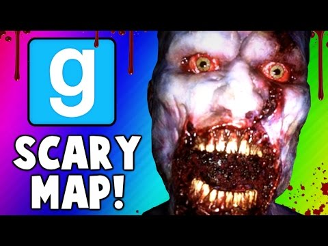 "Gmod Scary Maps - Intense Jump Scare, ""Degreeses"", Worst Ending (Garry's Mod Funny Moments)"