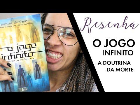 Resenha: O jogo infinito   Maria Venancio