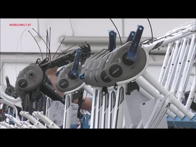 KTM BIKES INDUSTRIES - Сделано в Австрии.
