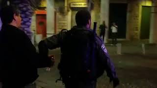 שוטר נחקר באזהרה בחשד שתקף את ג'עפר פרח בזמן מעצר