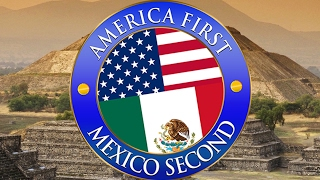 Mexico heard you, Mr. President Trump We know it's going to be America first, but please let Mexico be second. Compra T-Shirts de Fenomeno Studios: https://s...