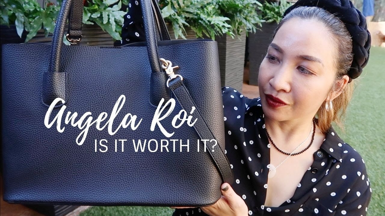 LUXURY VEGAN BAG UPDATE: ANGELA ROI CHER TOTE AFTER 3 YEARS