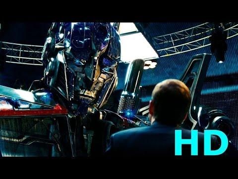 Optimus Prime N.E.S.T Base Scene -  Transformers: Revenge Of The Fallen-(2009) Movie Clip Blu-ray HD