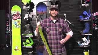 2013 Ride Buckwild Snowboard