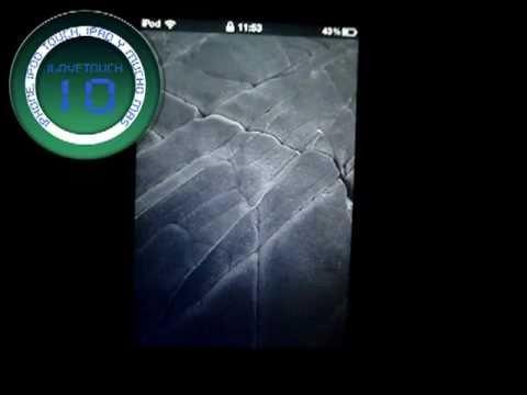 Move Lockscreen To Unlock iPhone iPad & iPod Touch